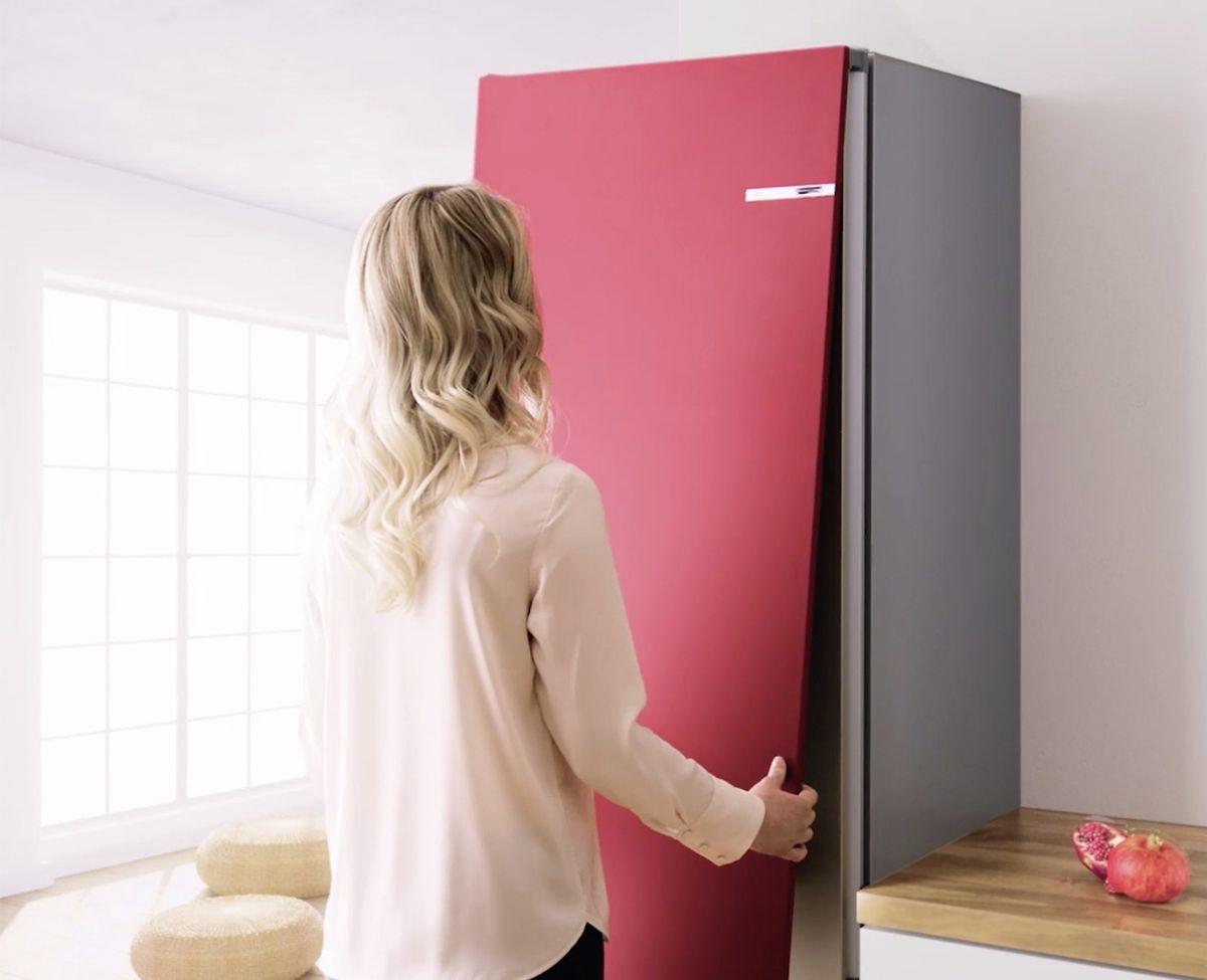 Gorenje Kühlschrank Tür Wechseln : Bosch kühl gefrierkombination türanschlag wechseln: kühlschranktür