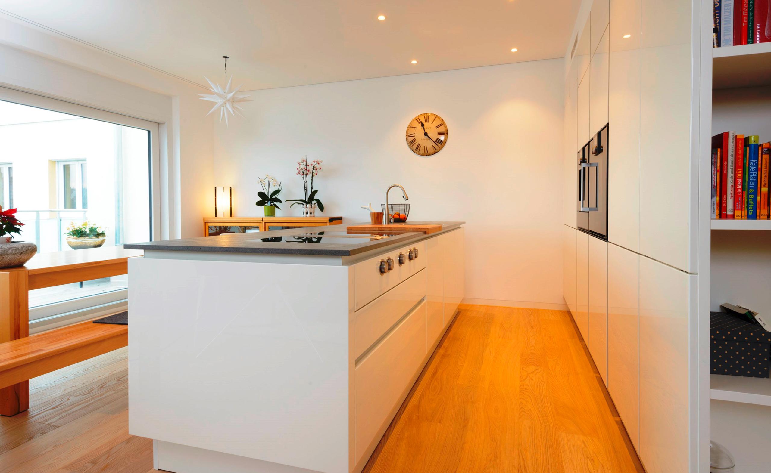 Penthouse-Wohnung in Radolfzell